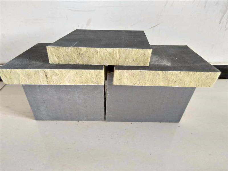 水泥岩棉复合板厂家