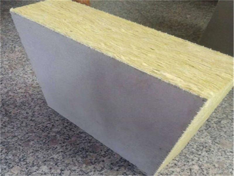 岩棉防火复合板