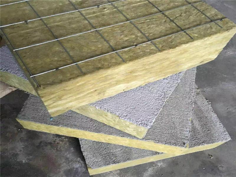 防火岩棉复合板厂家
