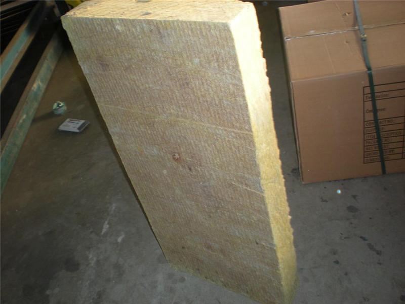 双面贴铝箔岩棉复合板厂家