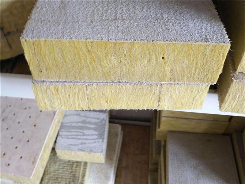 机制岩棉复合板厂家