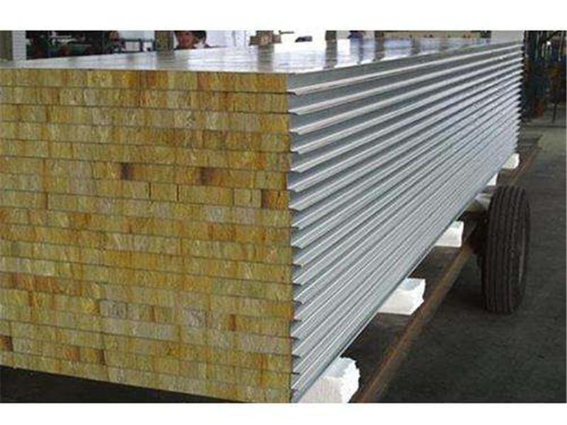 竖丝岩棉复合板厂家